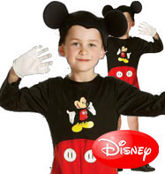 Mickey Mouse Classic - Toddler Costume Fancy Dress