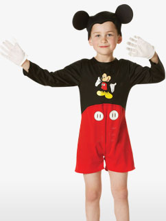Mickey Mouse Classic - Child Costume Fancy Dress