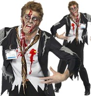 Worked to Death - Adult Costume Fancy Dress