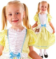 Goldilocks - Child Costume Fancy Dress