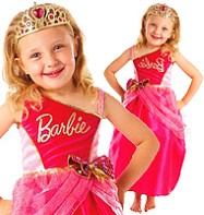 Barbie Charm School - Child Costume Fancy Dress