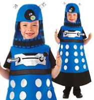 Dr. Who Dalek - Child Costume  Fancy Dress