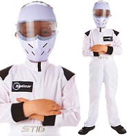 The Stig - Child Costume Fancy Dress