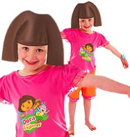 Dora the Explorer - Child Costume Fancy Dress