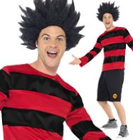 Dennis the Menace - Adult Costume Fancy Dress