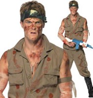 Platoon Sgt. Elias - Child Costume Fancy Dress