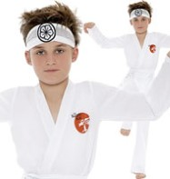 Karate Kid Daniel San - Child Costume Fancy Dress