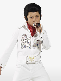 Elvis - Child Costume Fancy Dress