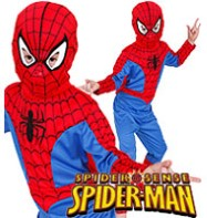 Spiderman Classic - Child Costume Fancy Dress
