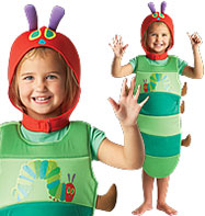 Hungry Caterpillar - Toddler Costume Fancy Dress
