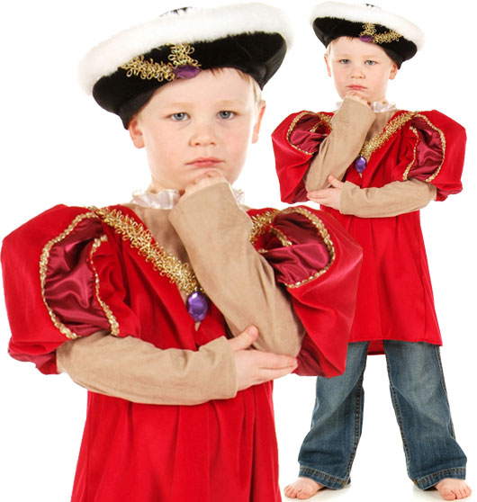 Henry VIII - Child Costume Fancy Dress