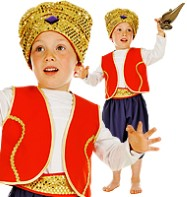 Aladdin - Child Costume Fancy Dress