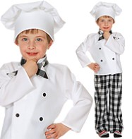 Chef - Child Costume Fancy Dress