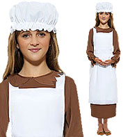 Victorian Kit - Child Costume Fancy Dress