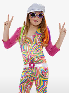 Groovy Glam - Child Costume Fancy Dress