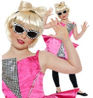 Mini Dance Diva - Child Costume Fancy Dress