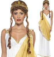 Helen of Troy - Adult Costume Fancy Dress