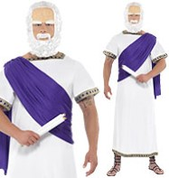 Socrates - Adult Costume Fancy Dress