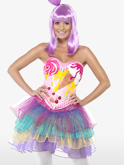 Candy Queen - Adult Costume Fancy Dress