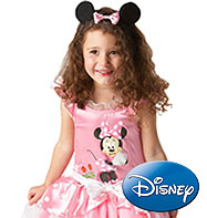 Minnie Mouse Pink Ballerina - Infant and Toddler Costume Fancy Dress