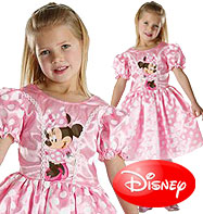 Minnie Mouse Pink Classic - Child Costume Fancy Dress