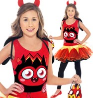 Moshi Monsters Diavlo - Child Costume Fancy Dress