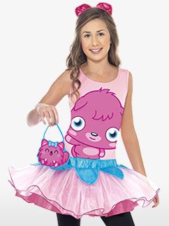 Moshi Monster Poppet - Child Costume Fancy Dress