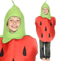 Strawberry - Child Costume Fancy Dress