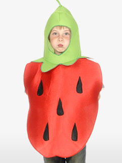 Strawberry - Child Costume