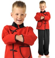 Oriental Suit - Child Costume