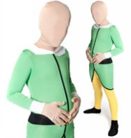 Morphsuit Elf - Child Costume Fancy Dress