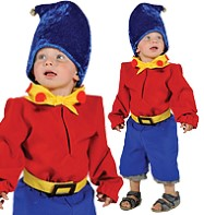 Nodding Boy - Child Costume Fancy Dress