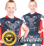 Thor Dress-Up Set - Child Costume Fancy Dress