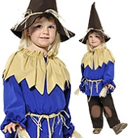Scarecrow - Child Costume Fancy Dress