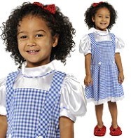 Dotty Dress - Child Costume Fancy Dress