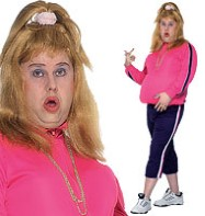 Little Britain Vicky Pollard - Adult Costume Fancy Dress