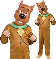 Scooby Doo Set - Child Costume Fancy Dress
