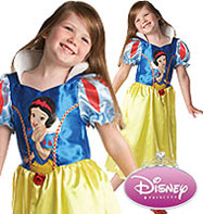 Snow White Classic - Child Costume Fancy Dress