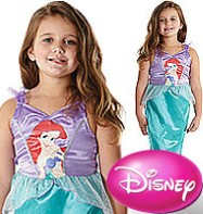 Ariel Classic - Child Costume Fancy Dress