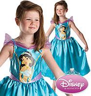 Jasmine Classic - Child Costume Fancy Dress