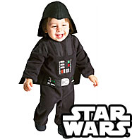 Darth Vader - Toddler Costume Fancy Dress