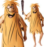 Captain Caveman - Adult Costume Fancy Dress
