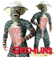 Gremlins Stripe - Adult Costume Fancy Dress