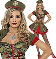 Special Forces - Adult Costume Fancy Dress