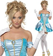 Princess Cinders - Adult Costume Fancy Dress
