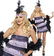 Flapper Fever - Adult Costume Fancy Dress