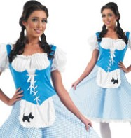 Dorothy Long Length - Adult Costume Fancy Dress