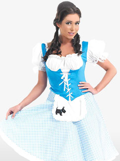 Dorothy Long Length - Adult Costume