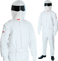 Racing Driver - Adult Costume Fancy Dress