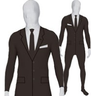 Morphsuit Suit - Adult Costume Fancy Dress